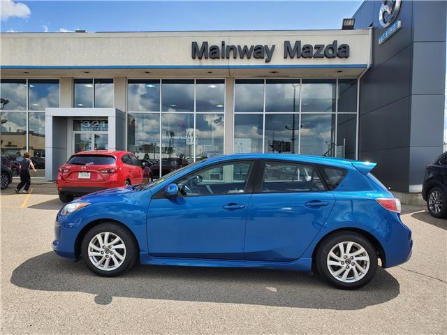 2013 Mazda Mazda3 Sport GS-SKY (Stk: P1554B) in Saskatoon - Image 1 of 25