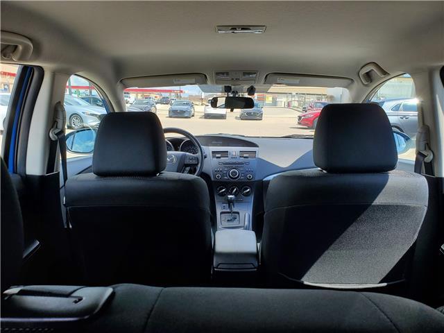 2013 Mazda Mazda3 Sport GS-SKY (Stk: P1554B) in Saskatoon - Image 19 of 25