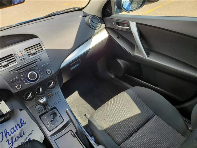 2013 Mazda Mazda3 Sport GS-SKY (Stk: P1554B) in Saskatoon - Image 16 of 25