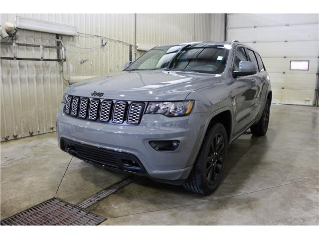 2019 Jeep Grand Cherokee Laredo (Stk: KT096) in Rocky Mountain House - Image 1 of 26