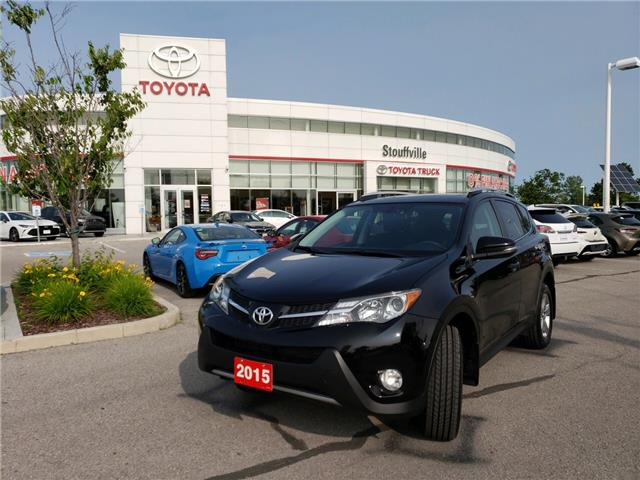 2015 Toyota RAV4 XLE (Stk: P1862) in Whitchurch-Stouffville - Image 1 of 14