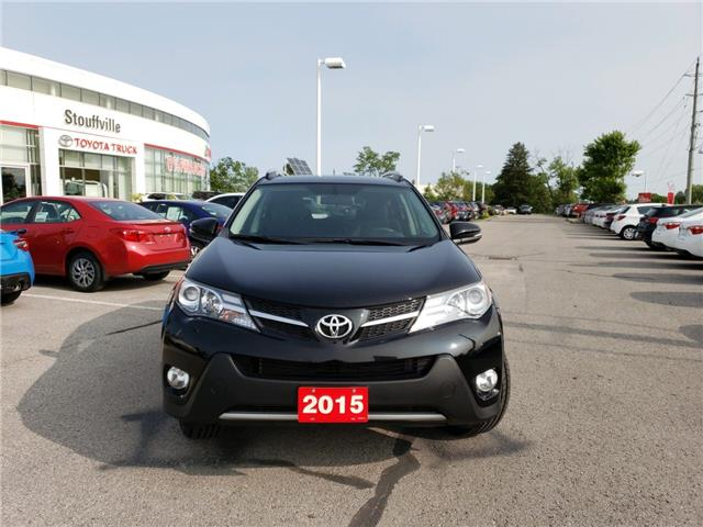 2015 Toyota RAV4 XLE (Stk: P1862) in Whitchurch-Stouffville - Image 2 of 14