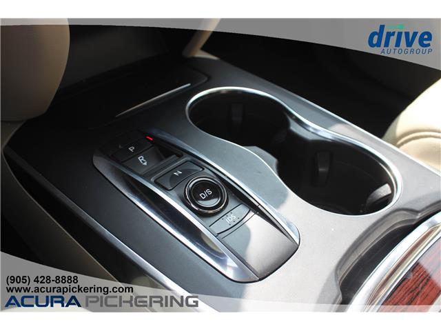 2016 Acura MDX Navigation Package (Stk: AP4885) in Pickering - Image 18 of 32