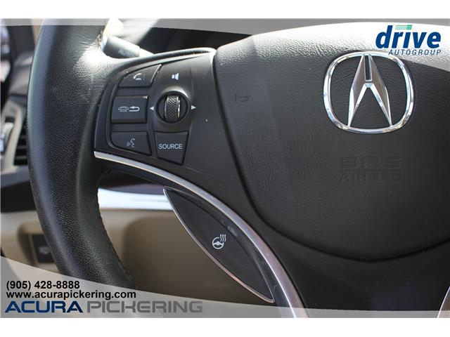 2016 Acura MDX Navigation Package (Stk: AP4885) in Pickering - Image 20 of 32