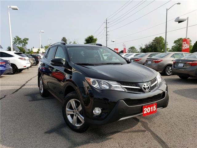 2015 Toyota RAV4 XLE (Stk: P1862) in Whitchurch-Stouffville - Image 4 of 14