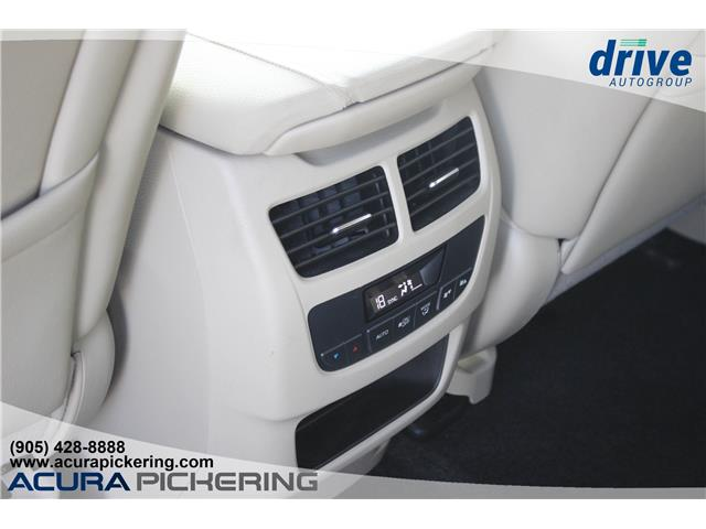 2016 Acura MDX Navigation Package (Stk: AP4885) in Pickering - Image 26 of 32