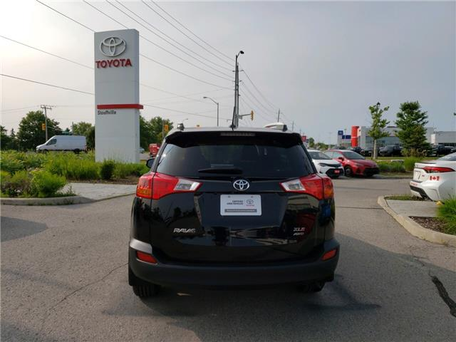 2015 Toyota RAV4 XLE (Stk: P1862) in Whitchurch-Stouffville - Image 5 of 14