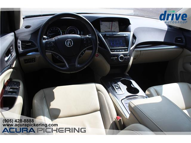 2016 Acura MDX Navigation Package (Stk: AP4885) in Pickering - Image 2 of 32