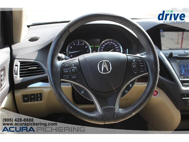 2016 Acura MDX Navigation Package (Stk: AP4885) in Pickering - Image 12 of 32