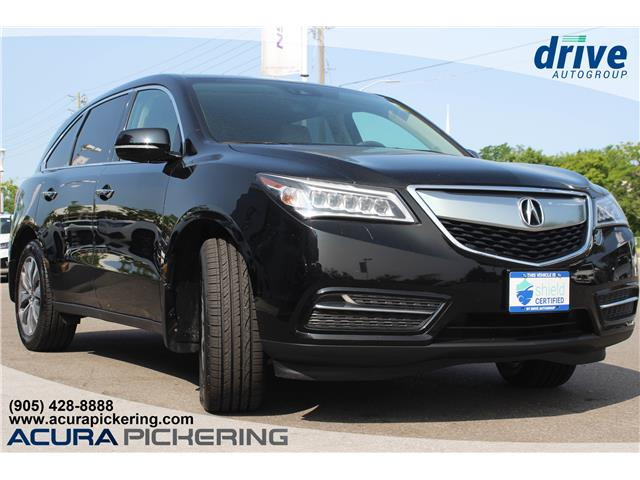2016 Acura MDX Navigation Package (Stk: AP4885) in Pickering - Image 5 of 32