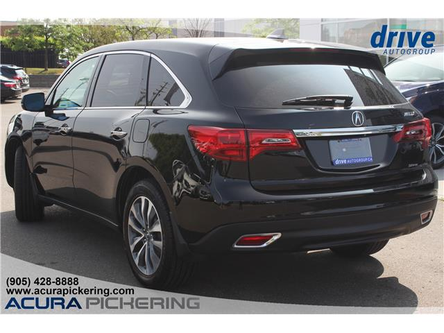 2016 Acura MDX Navigation Package (Stk: AP4885) in Pickering - Image 10 of 32