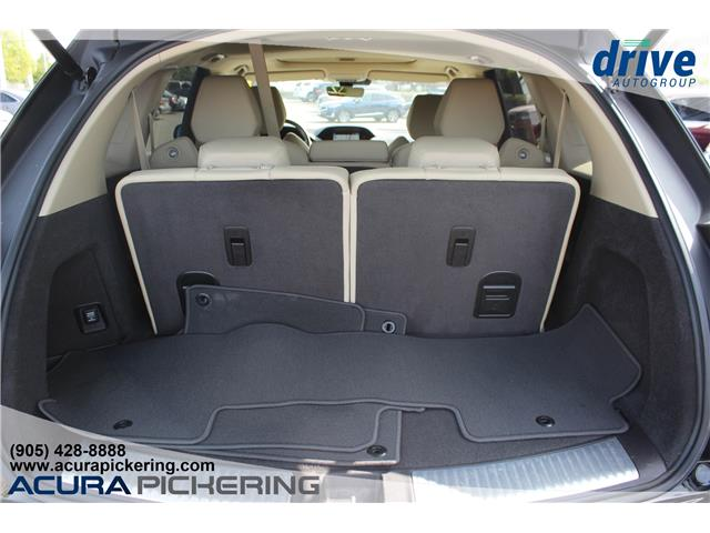 2016 Acura MDX Navigation Package (Stk: AP4885) in Pickering - Image 28 of 32