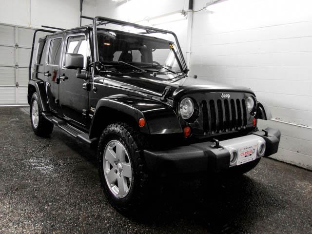 2012 Jeep Wrangler Unlimited Sahara (Stk: 89-49001) in Burnaby - Image 2 of 23