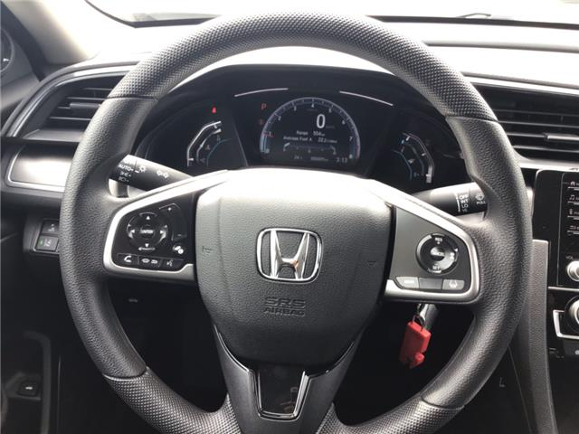 2019 Honda Civic LX (Stk: 19133) in Barrie - Image 9 of 21