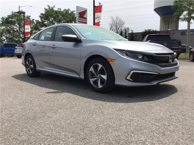 2019 Honda Civic LX (Stk: 19133) in Barrie - Image 7 of 21