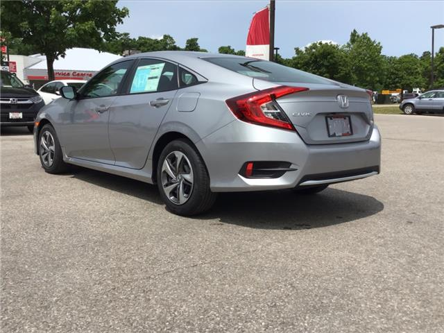 2019 Honda Civic LX (Stk: 19133) in Barrie - Image 6 of 21