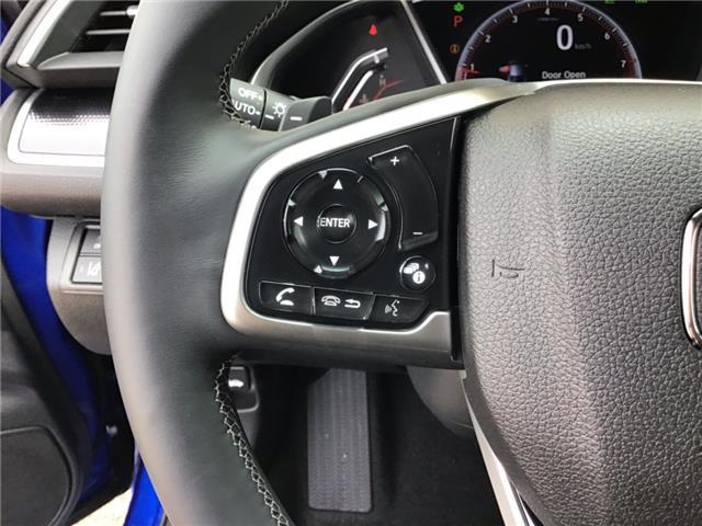 2019 Honda Civic Sport (Stk: 191344) in Barrie - Image 10 of 24
