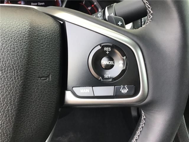 2019 Honda Civic Sport (Stk: 191344) in Barrie - Image 11 of 24