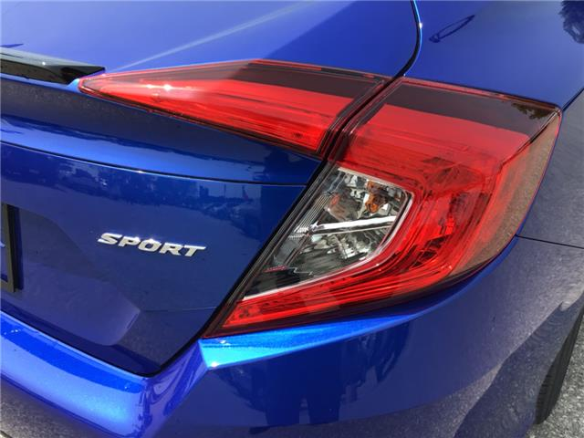2019 Honda Civic Sport (Stk: 19773) in Barrie - Image 21 of 24