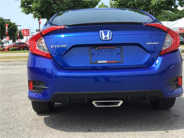 2019 Honda Civic Sport (Stk: 19773) in Barrie - Image 19 of 24