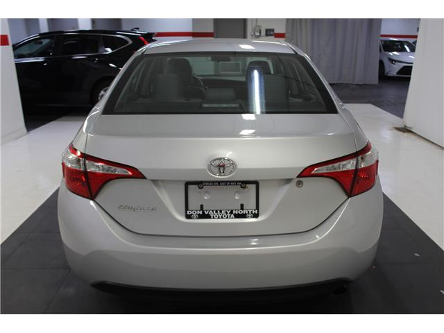 2016 Toyota Corolla CE (Stk: 298606S) in Markham - Image 19 of 23