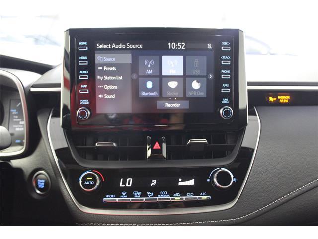 2019 Toyota Corolla Hatchback Base (Stk: 298664S) in Markham - Image 12 of 26