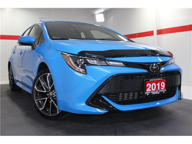 2019 Toyota Corolla Hatchback Base (Stk: 298664S) in Markham - Image 1 of 26