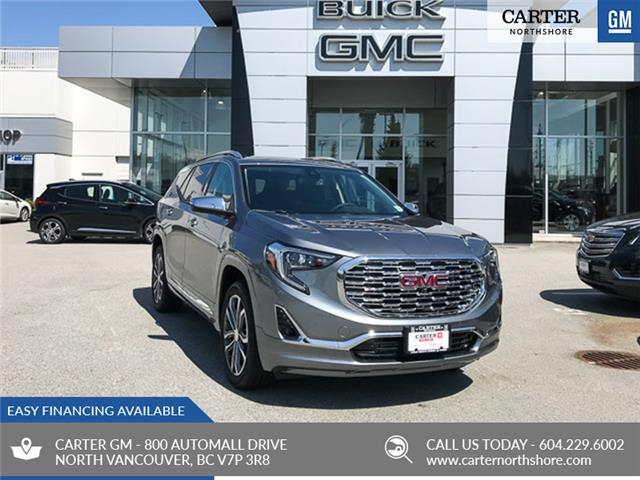 2019 GMC Terrain Denali (Stk: 9T69530) in North Vancouver - Image 1 of 13