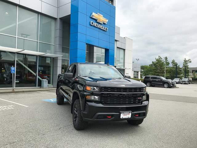 2019 Chevrolet Silverado 1500 Silverado Custom Trail Boss (Stk: 9L5243T) in North Vancouver - Image 2 of 13