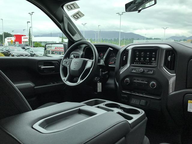 2019 Chevrolet Silverado 1500 Silverado Custom Trail Boss (Stk: 9L5243T) in North Vancouver - Image 4 of 13