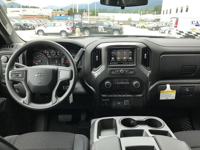 2019 Chevrolet Silverado 1500 Silverado Custom Trail Boss (Stk: 9L5243T) in North Vancouver - Image 9 of 13