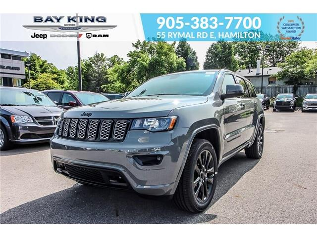 2019 Jeep Grand Cherokee Laredo (Stk: 197644) in Hamilton - Image 1 of 28