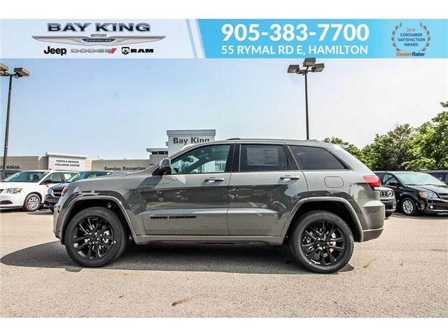 2019 Jeep Grand Cherokee Laredo (Stk: 197644) in Hamilton - Image 2 of 28