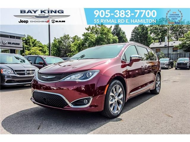 2019 Chrysler Pacifica Limited (Stk: 191008) in Hamilton - Image 1 of 30