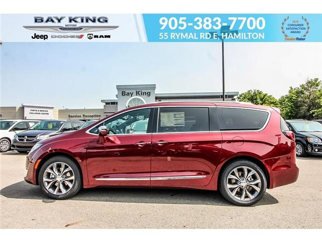 2019 Chrysler Pacifica Limited (Stk: 191008) in Hamilton - Image 2 of 30