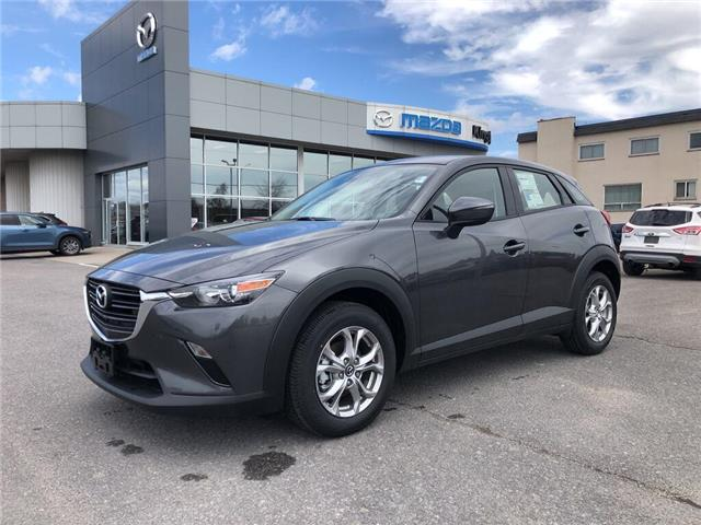 2019 Mazda CX-3 GS (Stk: 19T045) in Kingston - Image 2 of 16