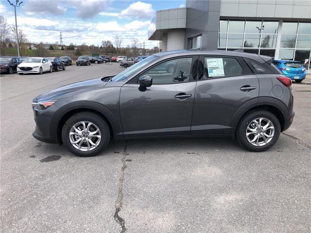 2019 Mazda CX-3 GS (Stk: 19T045) in Kingston - Image 3 of 16
