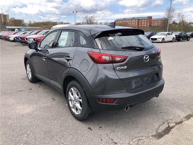 2019 Mazda CX-3 GS (Stk: 19T045) in Kingston - Image 4 of 16