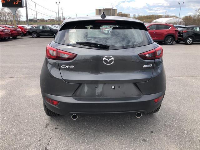 2019 Mazda CX-3 GS (Stk: 19T045) in Kingston - Image 5 of 16