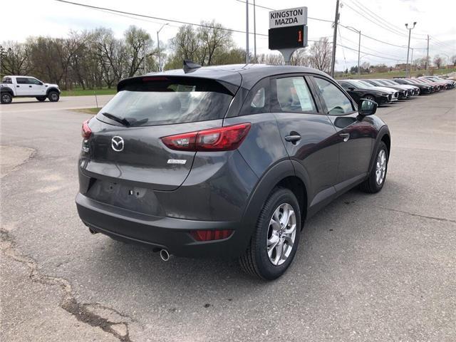 2019 Mazda CX-3 GS (Stk: 19T045) in Kingston - Image 6 of 16