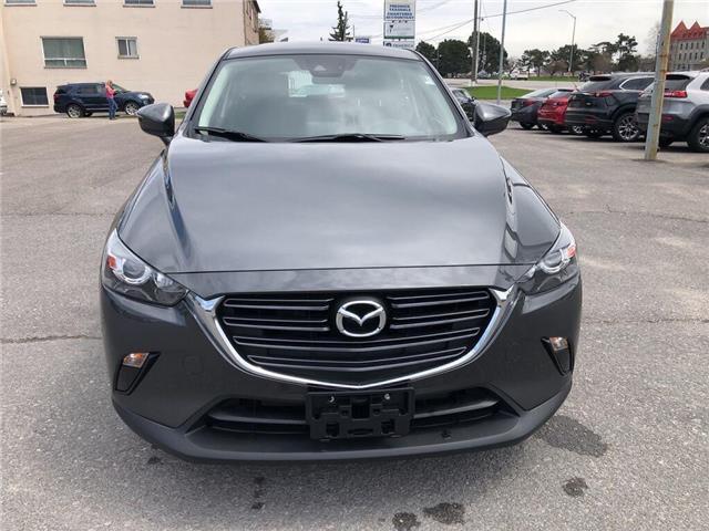 2019 Mazda CX-3 GS (Stk: 19T045) in Kingston - Image 9 of 16