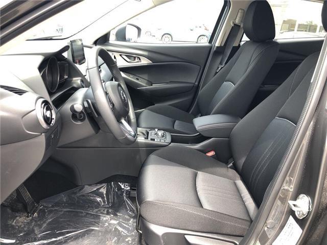 2019 Mazda CX-3 GS (Stk: 19T045) in Kingston - Image 11 of 16