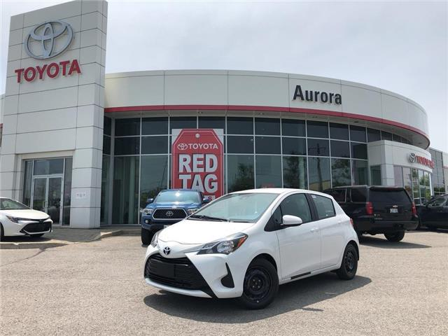 2019 Toyota Yaris LE (Stk: 31074) in Aurora - Image 1 of 15