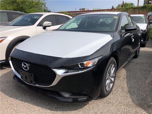 2019 Mazda Mazda3  (Stk: D190636) in Markham - Image 1 of 5