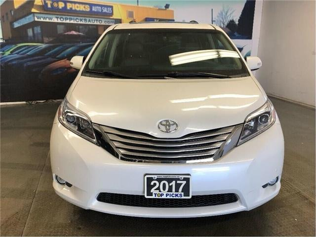 2017 Toyota Sienna XLE (Stk: 170579) in NORTH BAY - Image 2 of 29