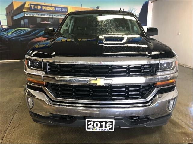 2016 Chevrolet Silverado 1500 LT (Stk: 111983) in NORTH BAY - Image 2 of 26