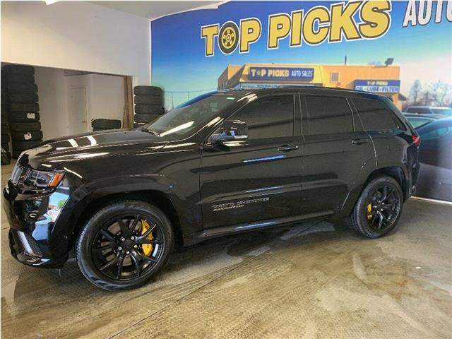 2018 Jeep Grand Cherokee Trackhawk (Stk: 209158) in NORTH BAY - Image 2 of 29
