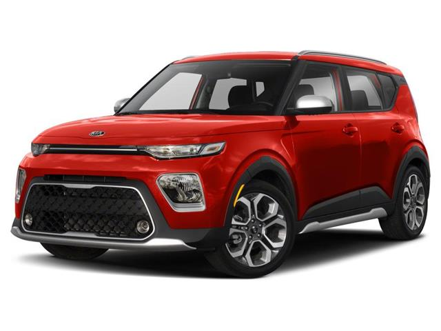 2020 Kia Soul EX Premium (Stk: 8141) in North York - Image 1 of 9