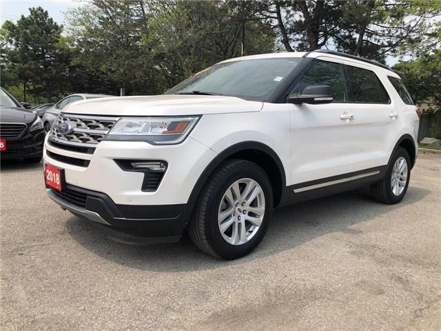 2018 Ford Explorer XLT| AWD| Navi| Backup Cam| Leather| Sunroof (Stk: 5280) in Stoney Creek - Image 2 of 19
