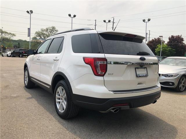 2018 Ford Explorer XLT| AWD| Navi| Backup Cam| Leather| Sunroof (Stk: 5280) in Stoney Creek - Image 3 of 18